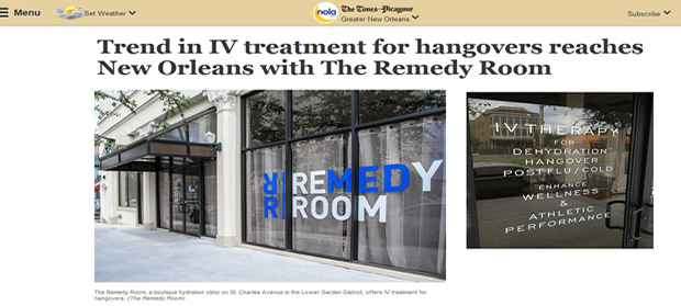 The Remedy Room